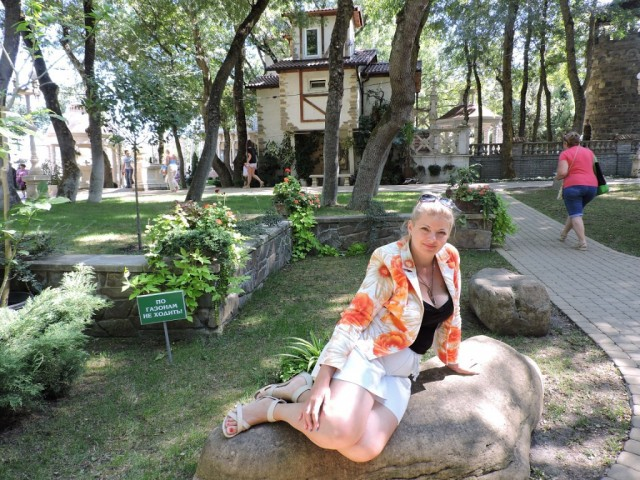 Алёна, Россия, ст. Северская, 44 года