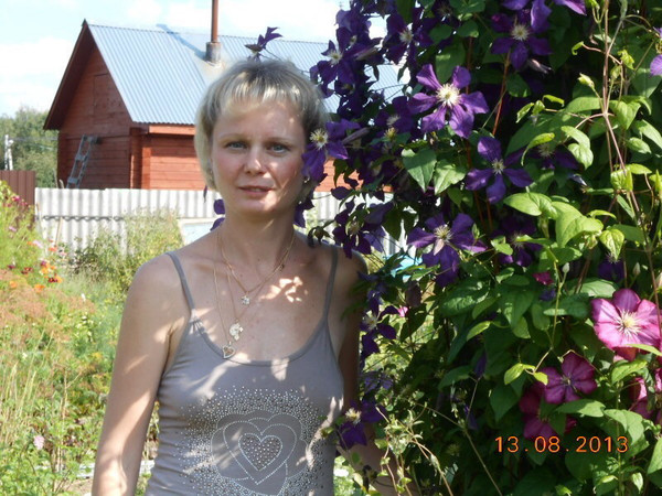 Татьяна, Россия, Истра, 44 года
