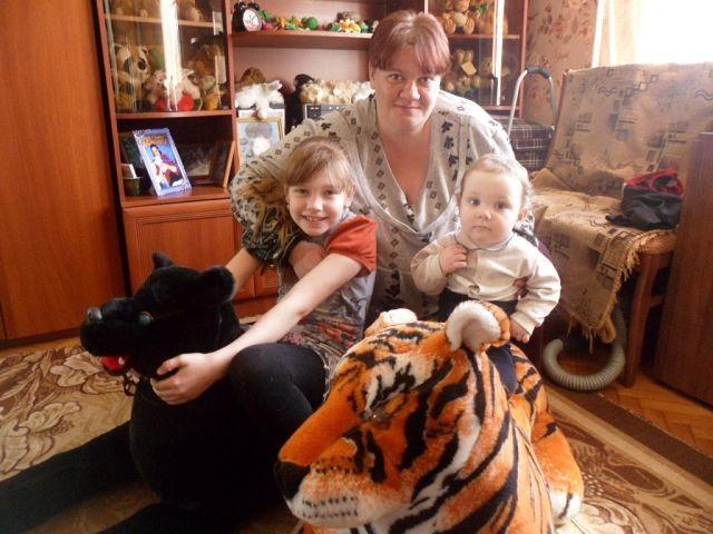 я и мои детки