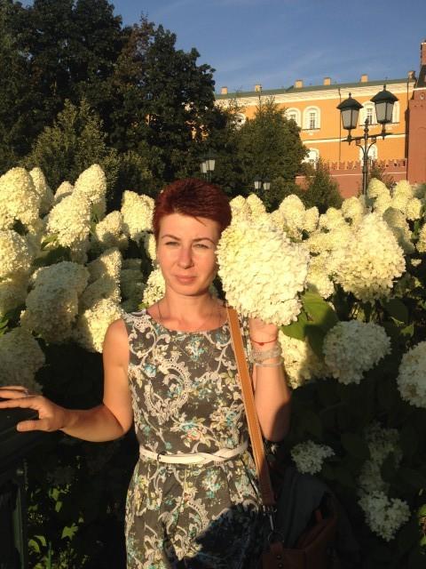 Анастасия, Москва, м. Выхино, 42 года