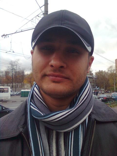 Andrei, Россия, Красногорск, 35 лет