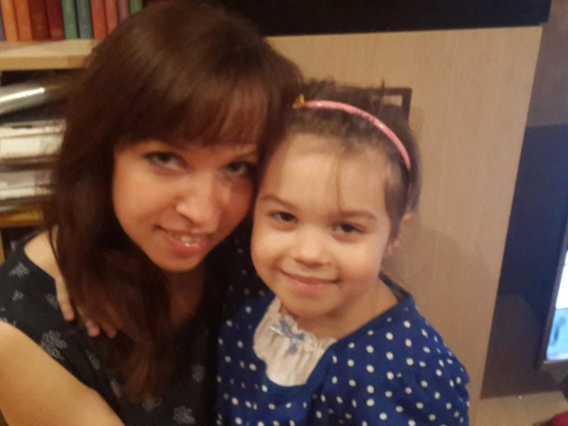Анастасия, Россия, Яхрома, 31 год