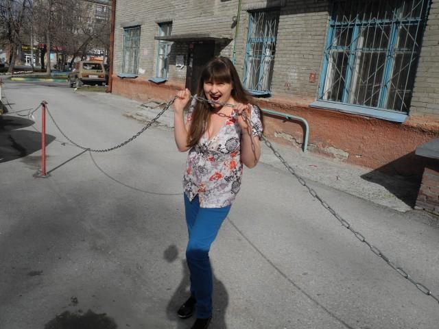 Ольга, Россия, Новосибирск. Фото на сайте ГдеПапа.Ру