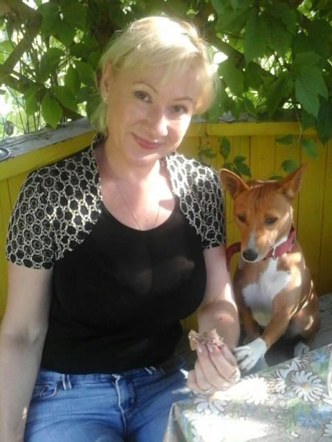 ЮЛИЯ, Россия, Химки, 53 года