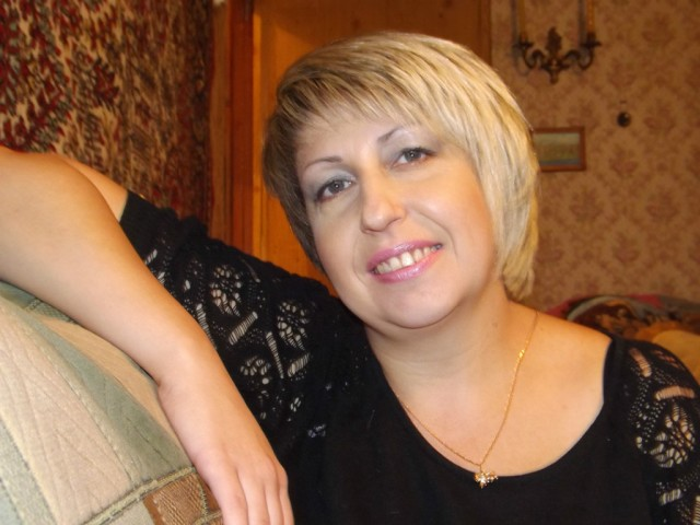 Марина, Россия, Дмитров, 43 года