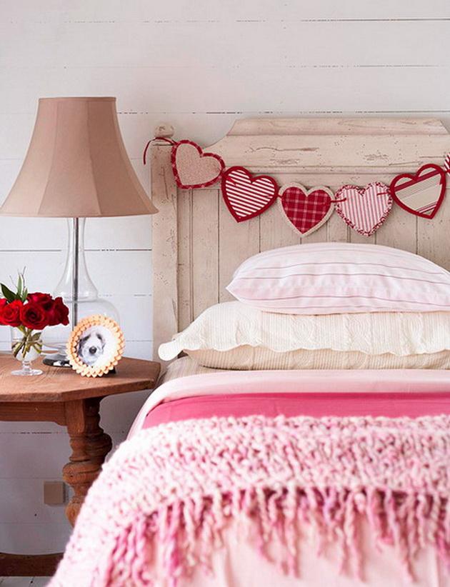 Украшение над кроватью своими