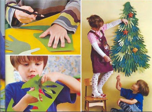 Делать поделки с детьми своими руками фото