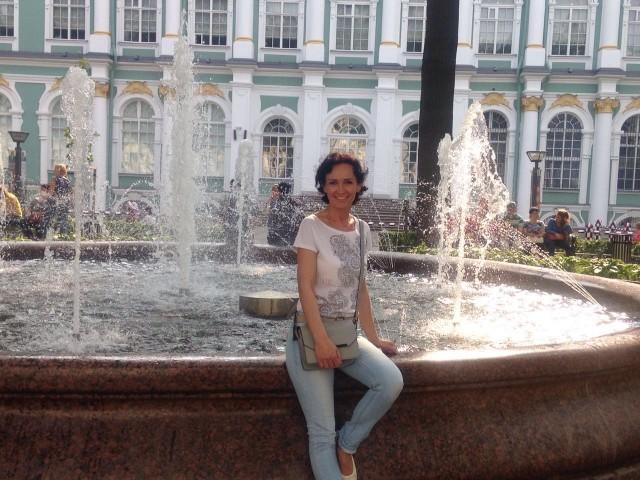 Юлия, Россия, Люберцы, 50 лет