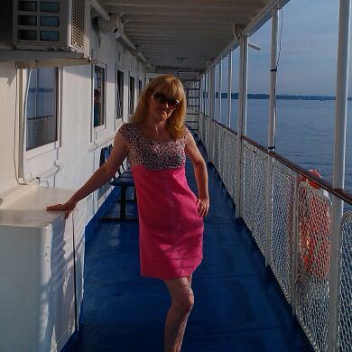 Людмила, Россия, Чехов, 44 года