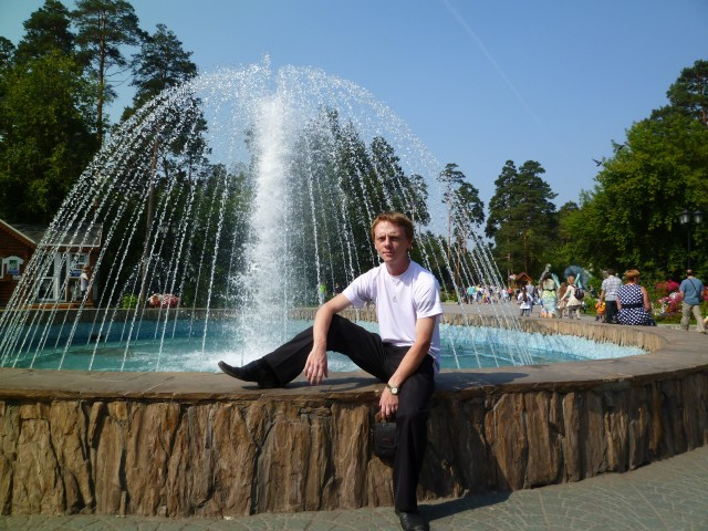 Павел, Россия, Наро-Фоминск, 31 год