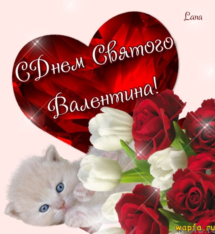 С Днём Св.Валентина !!!