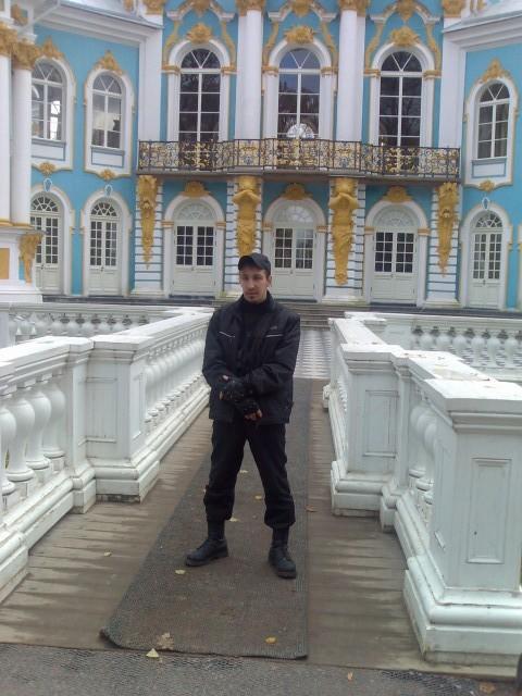 Алексей, Россия, Санкт-Петербург, 35 лет