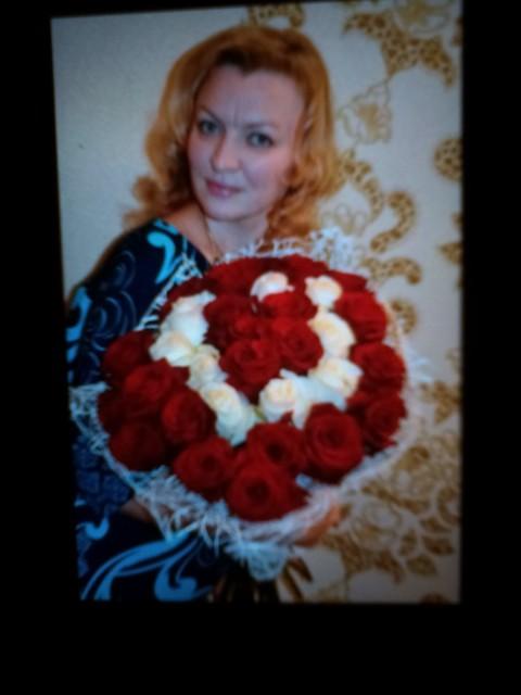 Ирина, Россия, Сыктывкар, 45 лет