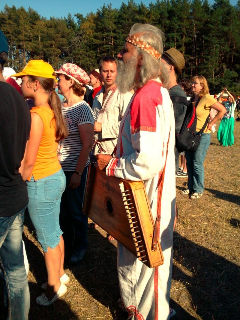 """Фестиваль """" Воиново поле """""""