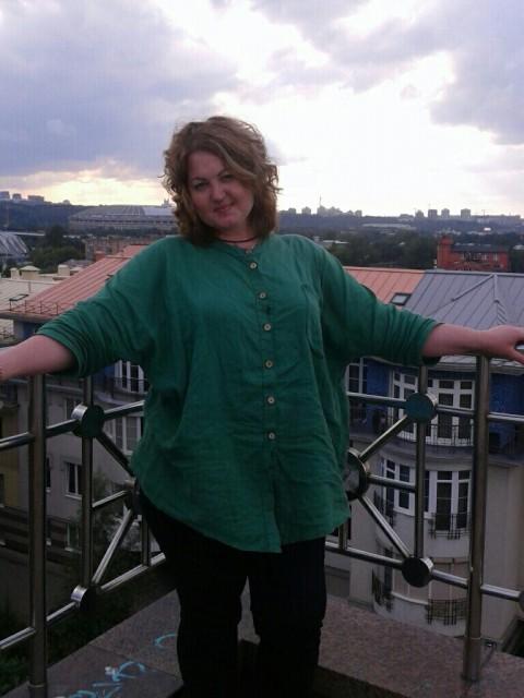 Инна, Россия, Электросталь, 45 лет