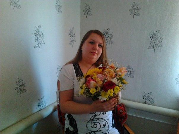Анна, Россия, Поворино, 26 лет