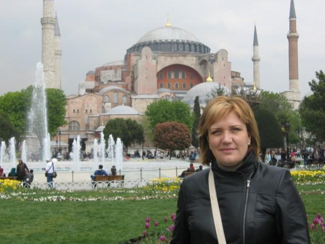 Елена, Россия, Горячий Ключ, 44 года