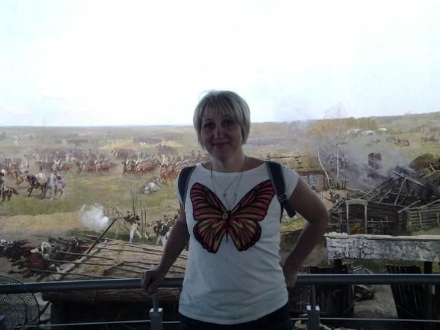 Елена, Россия, Апрелевка, 52 года