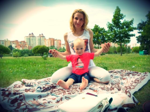 Светлана, Беларусь, Минск. Фото на сайте ГдеПапа.Ру