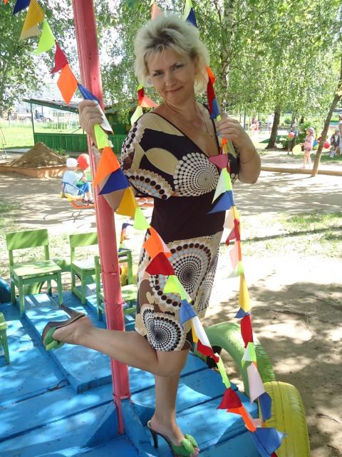 елена, Россия, Смоленск, 56 лет
