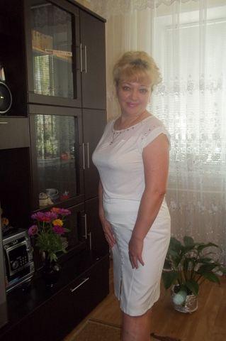 Светлана, Россия, Орёл, 55 лет