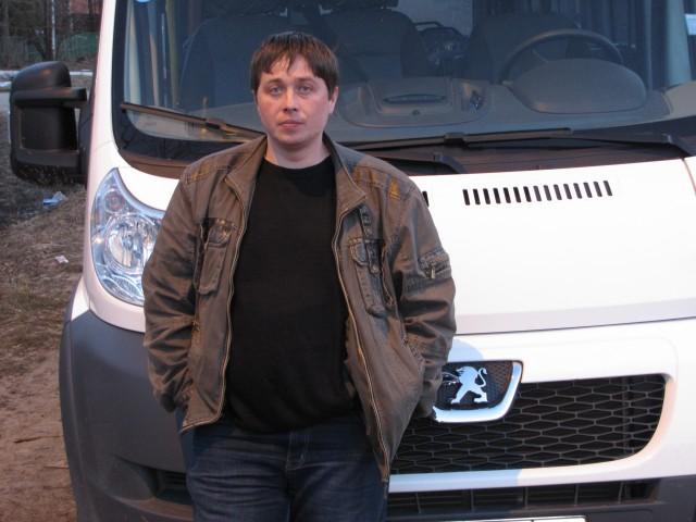 Александр, Россия, Конаково, 43 года
