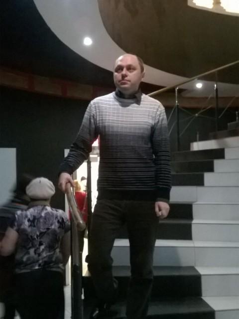 Роман, Россия, Владимир, 45 лет