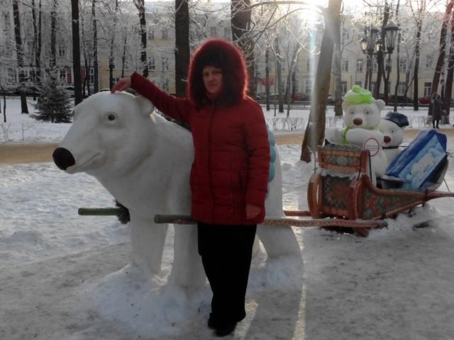Людмила, Россия, Смоленск, 50 лет