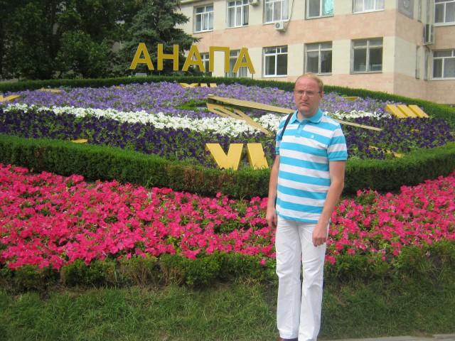 Павел, Россия, Старый Оскол, 42 года