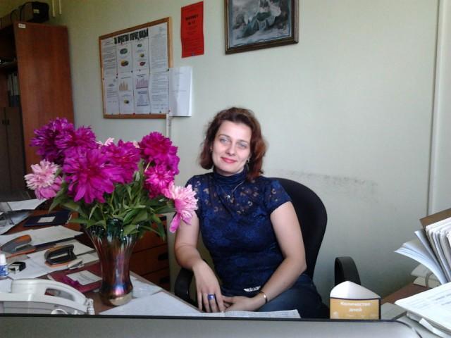 Ольга, Россия, Наро-Фоминск, 43 года