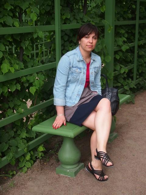 Ирина, Россия, Санкт-Петербург. Фото на сайте ГдеПапа.Ру