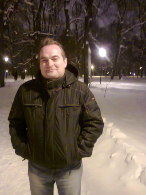 Владимир, Россия, Истра, 50 лет