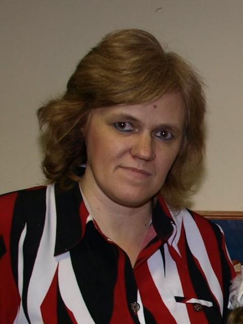Марина, Россия, Пущино, 56 лет