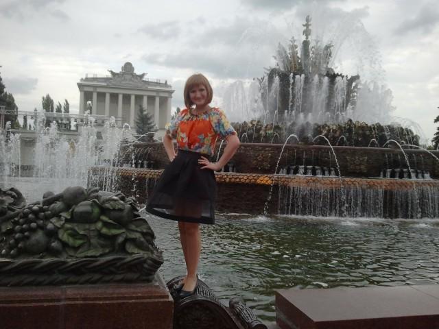 Татьяна, Россия, Воскресенск, 32 года
