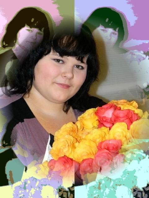 Танюша, Россия, Воскресенск, 25 лет