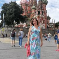 Светлана, Россия, Москва, 43 года