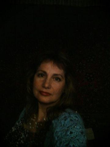 Ольга Алексеева, Россия, Октябрьск, 61 год