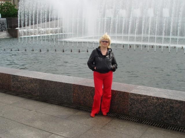 Любовь, Россия, МО, 54 года