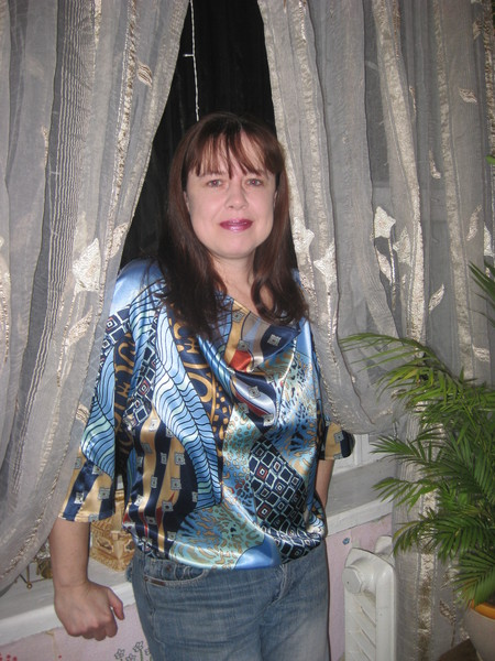 Gentle and kind middle-aged woman marina mihaylova, 49 years old, from Belarus, Vitebsk