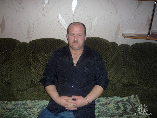 Владимир Ведерников, Россия, Красновишерск, 48 лет