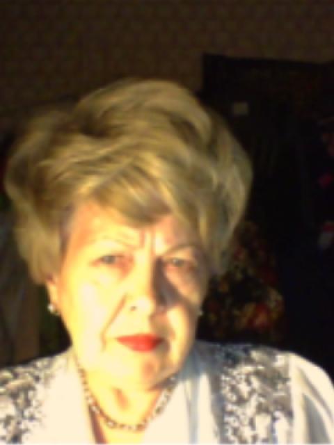 Галина Макерова, Россия, Приморско-Ахтарск, 74 года