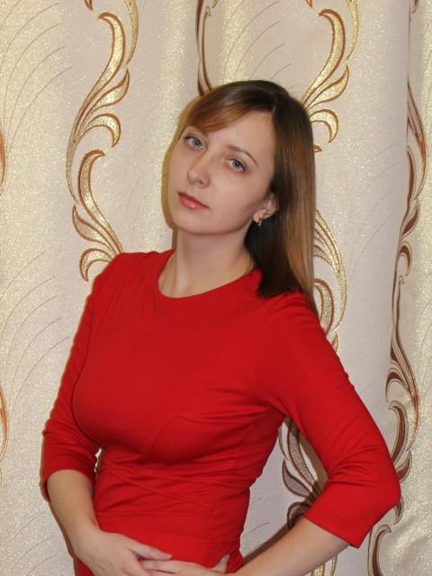 Ольга, Россия, Бобров, 27 лет