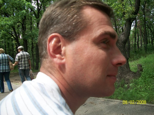 Сергей Абрамов, Россия, Яхрома, 46 лет