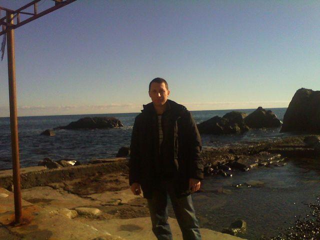 Виталий Мартыненко, Россия, Ялта, 41 год. Сайт одиноких пап ГдеПапа.Ру