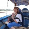 Граница Тайланд- Лаос :)