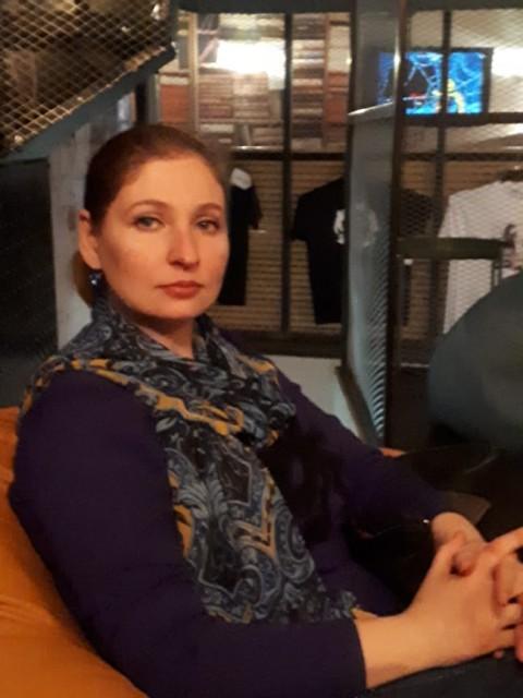 Пелагея, Россия, Москва, 35 лет