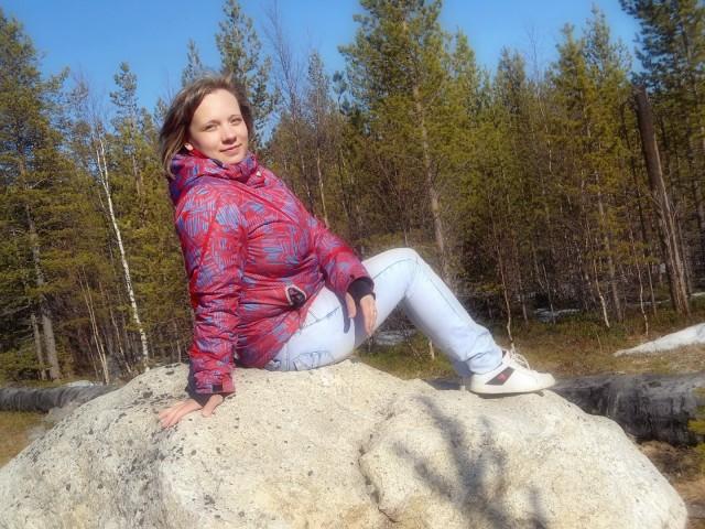 Оксана, Россия, Оленегорск, 34 года