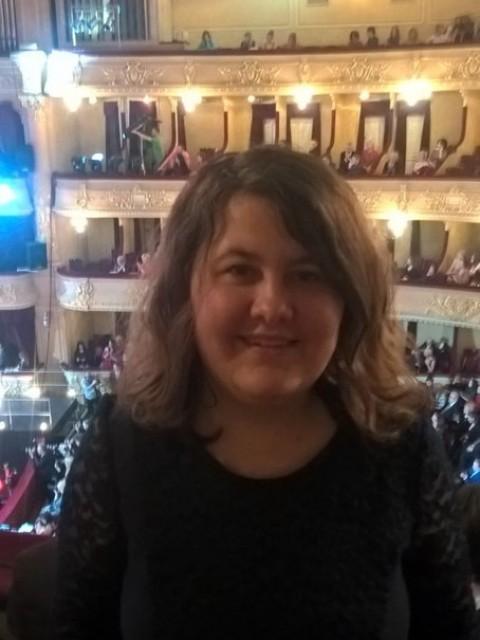 Юлия, Россия, Рязань, 35 лет