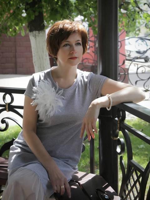 Елена, Россия, Калуга, 50 лет