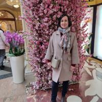Татьяна, Россия, Москва, 45 лет